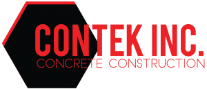 Contek Concrete Contractor Website Reed Dynamics did