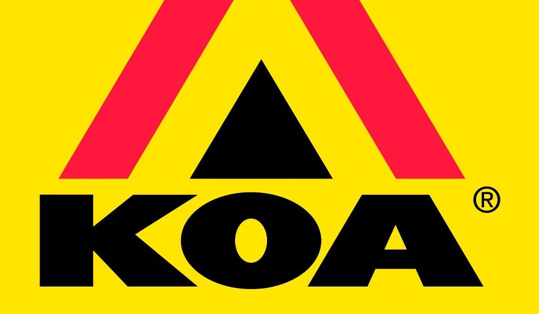 KOA Camping Corporation Logo