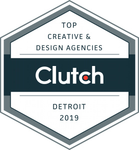 Awarded By CLUTCH For TOP Web Development & Design Agency in Detroit